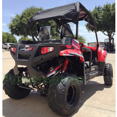 UTV 150CC, Automatic Transmission w/Reverse! Electric Start!