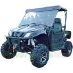 UV-V02 800cc Utility Vehicle, 4x4 Shaft Drive, EFI System, High Quality!