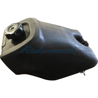 gas fuel tank for 110cc 125cc 150cc atvs quad 4 wheeler. Black Bedroom Furniture Sets. Home Design Ideas