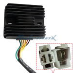 6-Wire Voltage Regulator Rectifier CF 250cc Water Cooled Go Karts, Moped, Scooters
