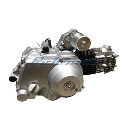 110cc 4-stroke Engine with Automatic Transmission, Electric