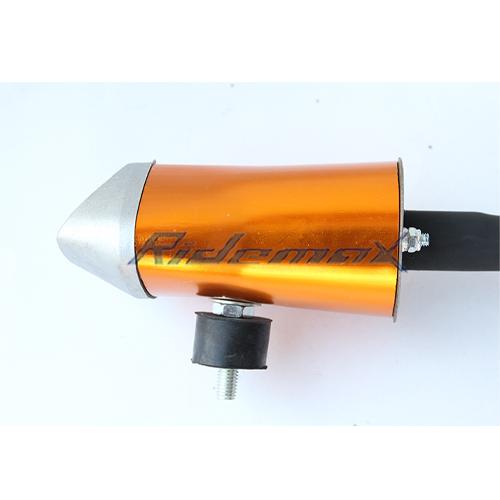 Exhaust Muffler Assembly