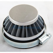 59mm Air Filter for 2-Stroke 47cc-49cc mini ATVs,  Dirt Bikes