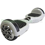 Refurbished White Two-Wheel Self Balancing Scooter Hoverboard! Free Shipping!