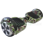 Refurbished Green Camo Self Balancing Scooter Hoverboard, Free Shipping!