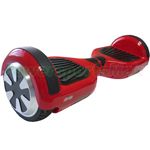 "Refurbished Red Self Balancing Scooter Hoverboard! 6.5"" Wheels! Free Shipping!"