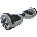 Refurbished Silver Self Balancing Scooter Hoverboard! Free Shipping!