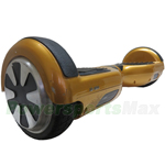 "Refurbished Gold Self Balancing Scooter Hoverboard! 6.5"" Wheels! Free Shipping!"