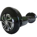 "Refurbished 8"" Black Lamborghini Version UL2272 Certified Hoverboard, Free Shipping!"