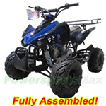 ATV-F015-R388 110cc ATV with Automatic Transmission w/Reverse, Foot Brake! Brand New, Fully Assembled!