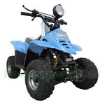ATV-P58-R283 110cc ATV with Automatic Transmission, Foot Brake, Remote Control!Refurbished, Fully Assembled!
