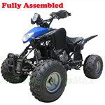 ATV-T006-R366 200cc Sports ATV with Manual Transmission w/Reverse and Water Cooled Engine! Brand New, Fully Assembled!