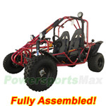 GK-F003-R275 150cc Go Kart with Automatic Transmission w/Reverse! Refurbished, Fully Assembled!