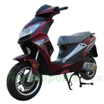 MC-D15-R277 50cc 2-Stroke Moped Scooter with Sports Style, Super Fast! Refurbished, Fully Assembled and Tested!