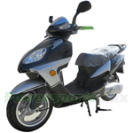 "MC-X11-R293 150cc Moped Scooter with Sports Style, 13"" Aluminum Wheels!Refurbished, Fully Assembled!"