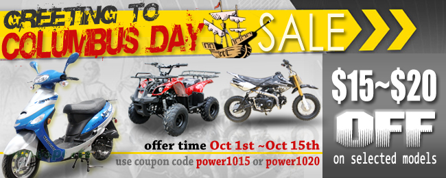 Clearance: 25% Off Motorcycles & ATVs at Amazon (Free Shipping w/Prime)