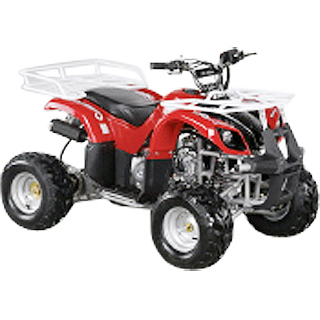 BMS ATV 110cc-Mini D