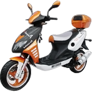 BMS Pinnacle 50cc