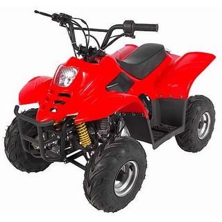JetMoto ALPINE MINI 90CC ATV