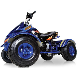 BMS ATV 110cc Red Fox