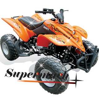 Supermach ATV200STIII