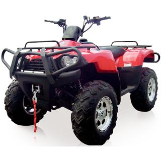BMS ATV 400cc Utility A model