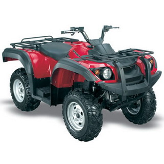 Supermach ATV500S