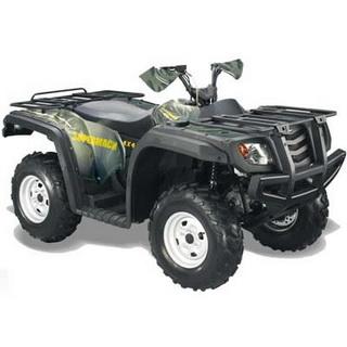 Supermach ATV700S