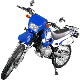 MotoBravo DB 200 XY