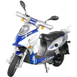 MotoBravo 50 XTA