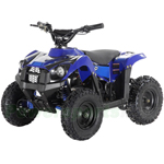"ATV-G004 500W Electric Kids ATV with Reverse, 6"" Tires! Chain Drive, Disc Brakes!"