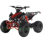 "Apollo Blazer9 125cc ATV with Automatic Transmission w/Reverse, Electric Start, Big 19""/18"" Tires!"
