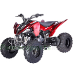 "Vitacci Pentora 250cc Racing ATV with Manual Transmission, Electric Start! Big 20""/19"" Polaris Style Rims Tires!"