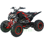 "ATV-G029 Pentora 200 EFI Sport ATV with Fully Automatic Transmission w/Reverse, Electric Start, Big 20""/19"" Tires!"