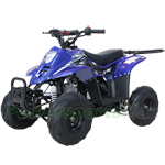 "X-PRO Bolt 110cc ATV with Automatic Transmission, Electric Start, 6"" Tires! Remote Control, Zongshen Brand Engine!"