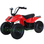 "X-PRO 350W 24V Electric Kids ATV with 6"" Tires! CPSC Approved! Chain Drive, 15km Mileage! With Free Tire Pump!"