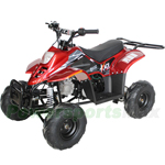 "ATV-H15 110cc ATV with Automatic Transmission, Electric Start, 6"" Tires! Remote Control!"