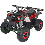 "ATV-H16 125cc ATV with Automatic Transmission w/Reverse, Electric Start, Remote Control, Big 16"" Tires!"