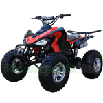 "Coolster ATV-3150CXC Full Size ATV with Automatic Transmission w/Reverse! Big 23""/22"" Aluminum Tires!"