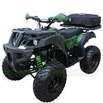 "Coolster ATV-3150DX4 Full Size ATV with Automatic Transmission, LED Headlights and Free Cargo Bag! Big 23""/22"" Tires!"