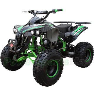 Coolster 125cc ATV with Automatic Transmission w/Reverse