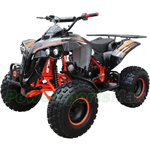 "Coolster ATV-3125B2 125cc ATV with Automatic Transmission w/Reverse, Electric Start, Big 19""/18"" Tires!"