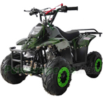 X-PRO 110cc Kids ATV with Automatic Transmission, with Remote Control! Rear Rack!