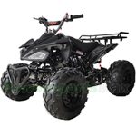 "X-PRO 125cc ATV with Automatic Transmission w/Reverse, Remote Control! LED Headlights! Big 19""/18""Tires!"