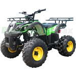 "ATV-T040 110cc ATV with Automatic Transmission w/Reverse, Foot Brake,Big 19""/18"" Tires!"
