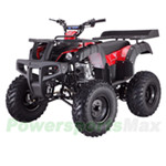 "ATV-T043 200cc Utility Full Size ATV with Manual Transmission, Big 23""/22"" Tires!"