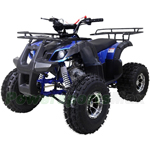 "ATV-T050 125cc ATV with Automatic Transmission w/Reverse, LED Headlights! Big 19""/18"" Alloy Rims Tires!"