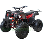 "X-PRO 200cc Utility ATV with Automatic Transmission w/Reverse, LED Headlight, Big 23""/22"" Tires!"
