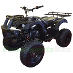 "ATV-W022 150cc ATV with Automatic Transmission w/Reverse, Electric Start, Big 23""/22"" Tires!"