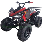 "ATV-W026 150cc Sports ATV with Automatic Transmission w/Reverse, Electric Start, Big 23""/22"" Tires!"
